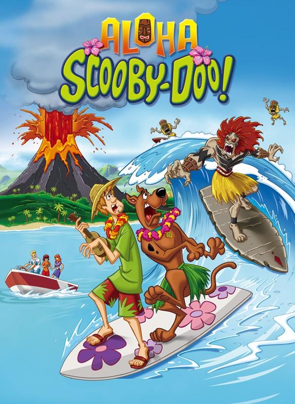 Scooby-Doo! Aloha Scooby-Doo!