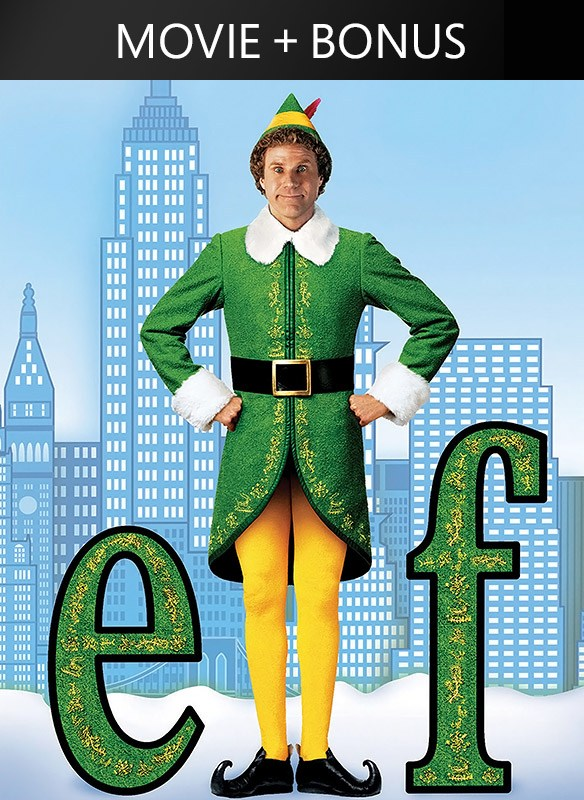 Elf (plus bonus features!)