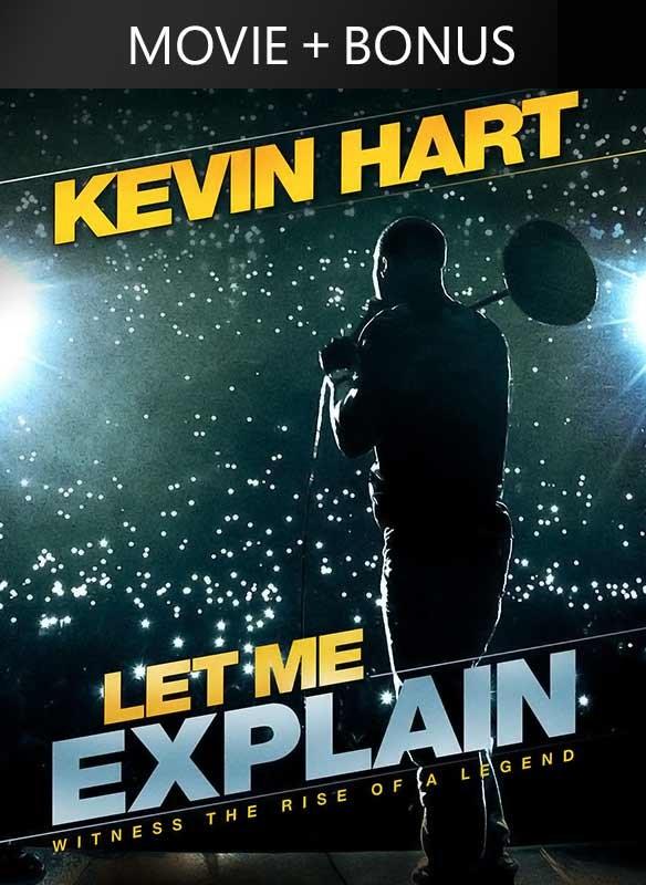 Kevin Hart: Let Me Explain (+ Bonus)