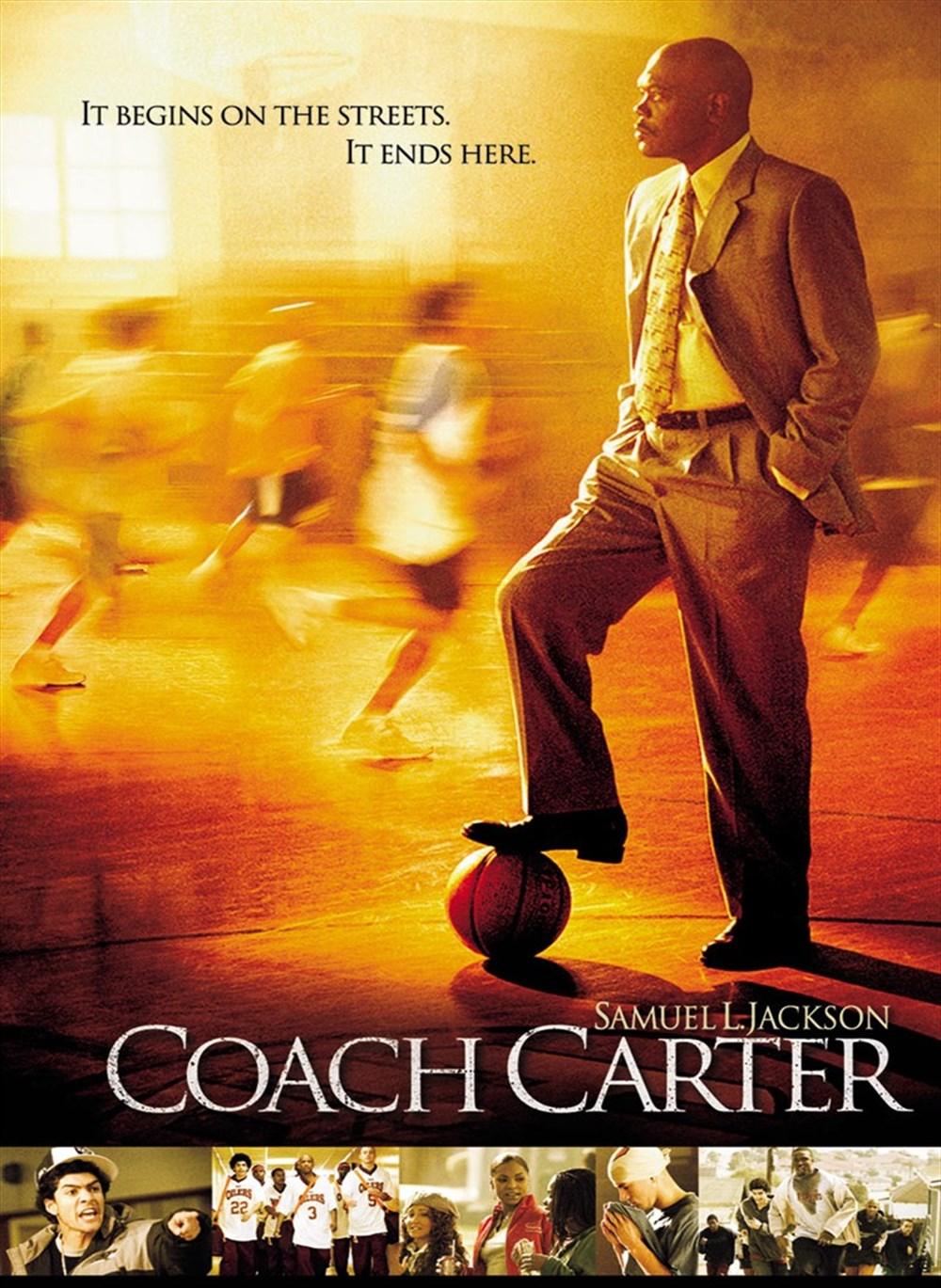 Coach Carter Kinox
