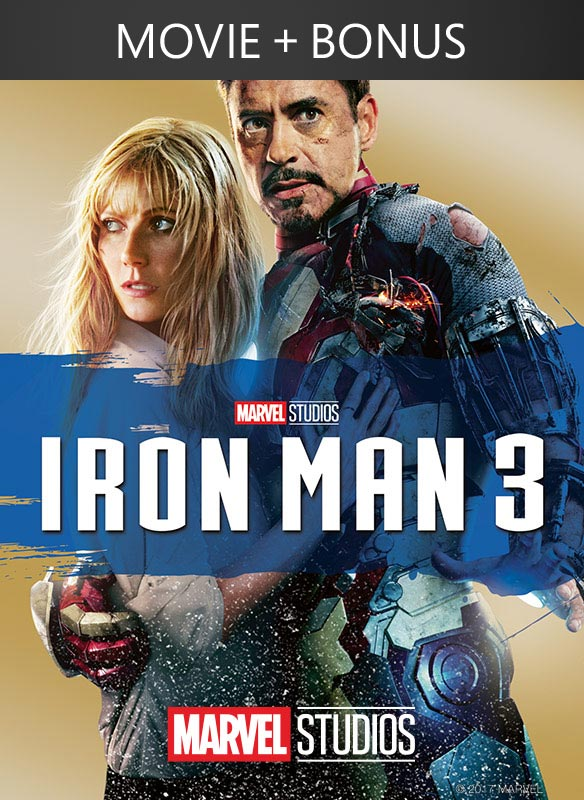 Iron Man 3 (+Bonus)