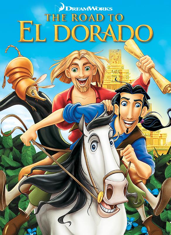 Buy The Road To El Dorado - Mi...