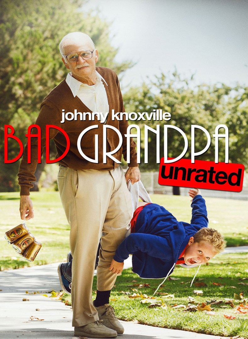 Jackass Presents: Bad Grandpa (Unrated)