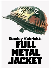 Full Metal Jacket is one of the best military movies of all time.
