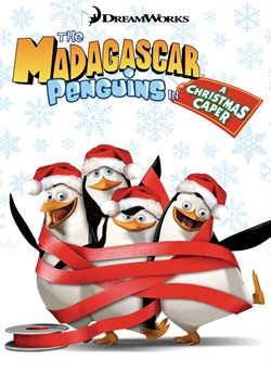 Buy The Madagascar Penguins in a Christmas Caper from Microsoft.com