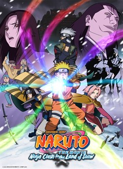 Naruto The Movie 1 - Ninja Clash in the Land of Snow