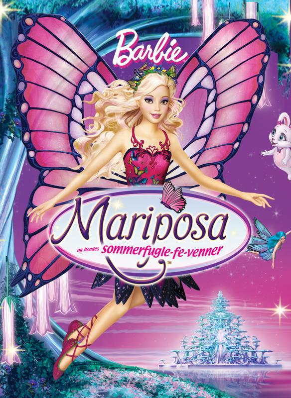 Barbie Mariposa og hendes sommerfugle-fe-venner