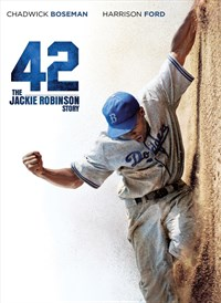 42 is an inspiring baseball movie