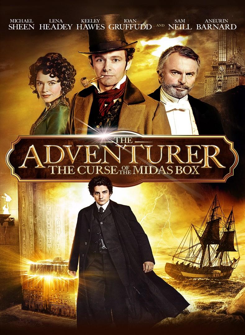 The Adventurer: Curse of the Midas Box
