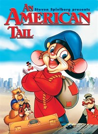 An American Tail is an awesome immigration movie.
