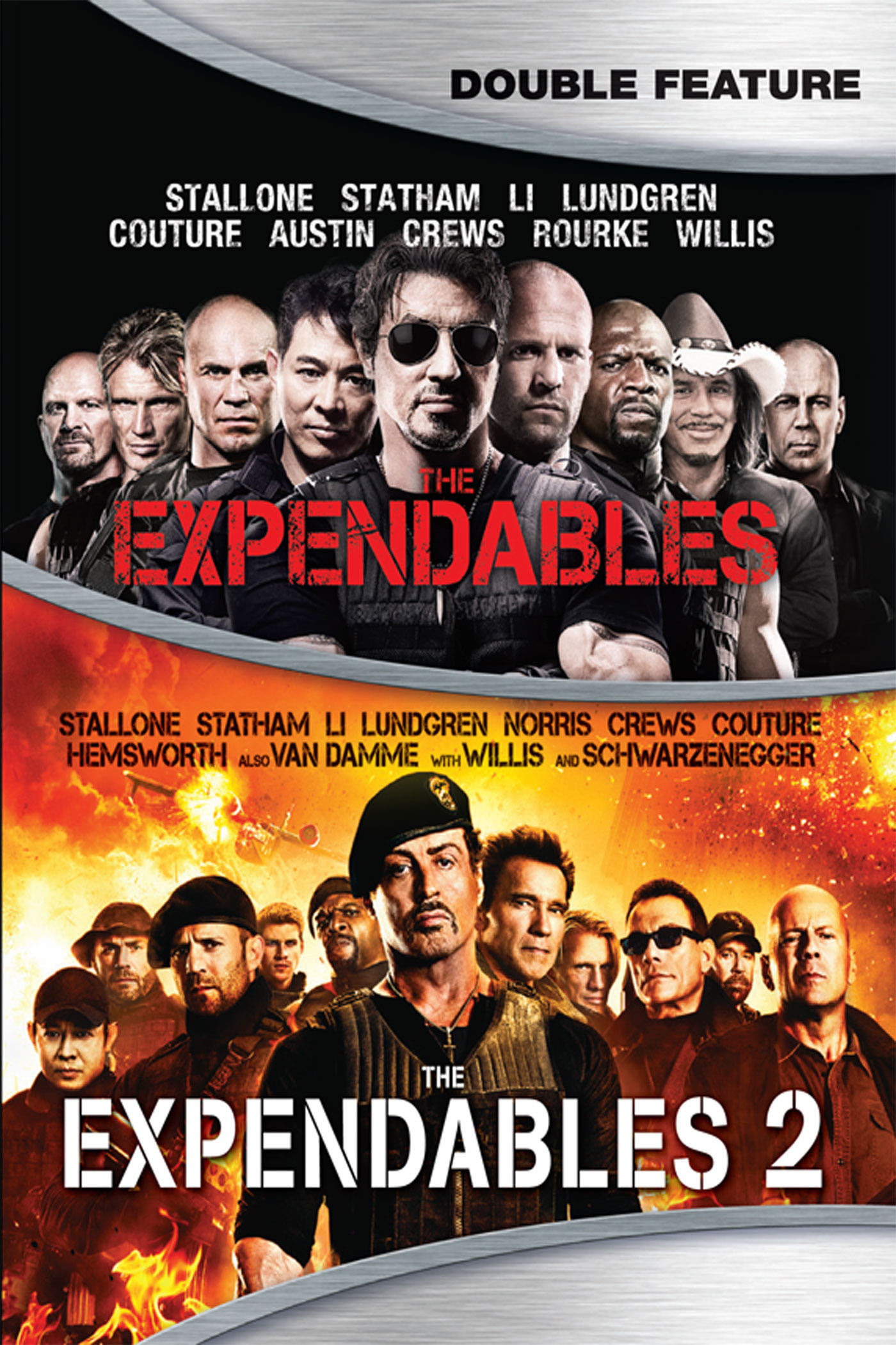 The Expendables Double Feature