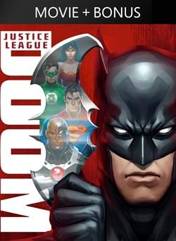 Justice League: Doom (Plus Bonus Features!)
