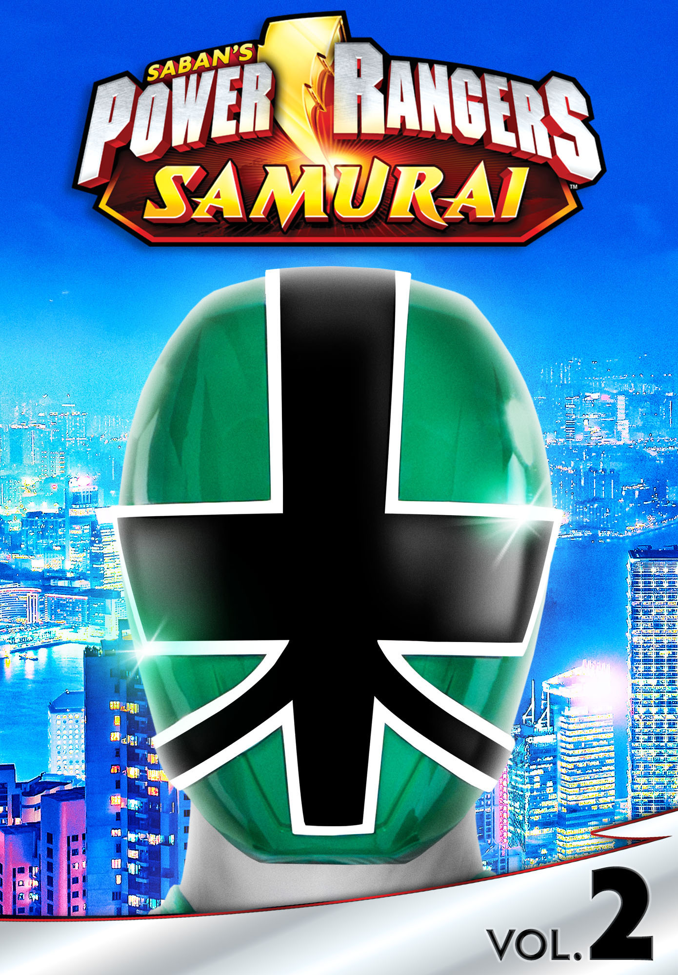 Power Rangers: Samurai - Volume 2 - A New Enemy