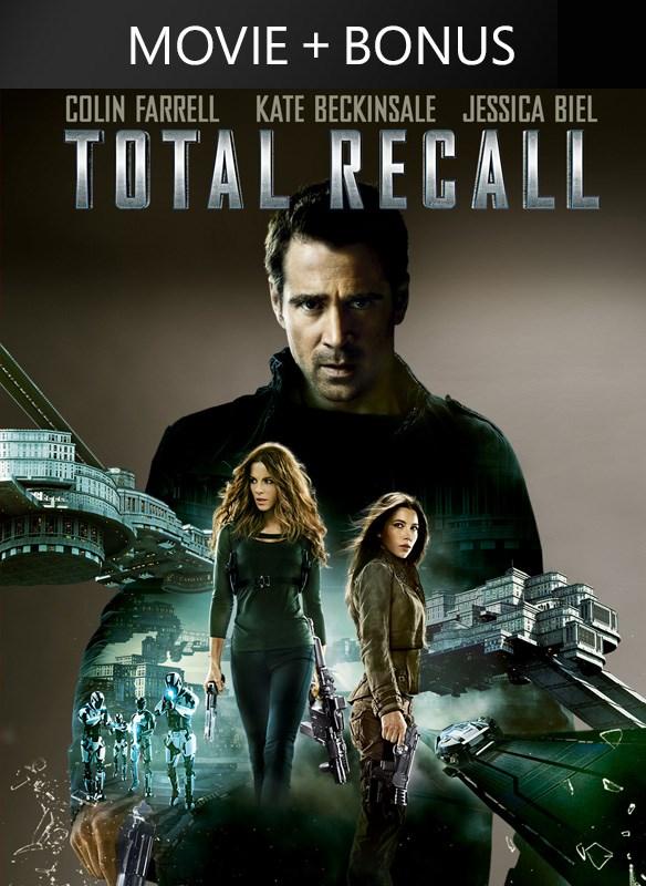 Total Recall + Bonus Content