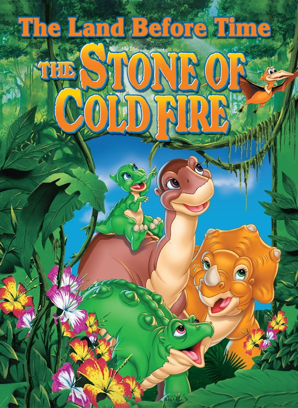 Land Before Time VII: The Stone Of Cold Fire