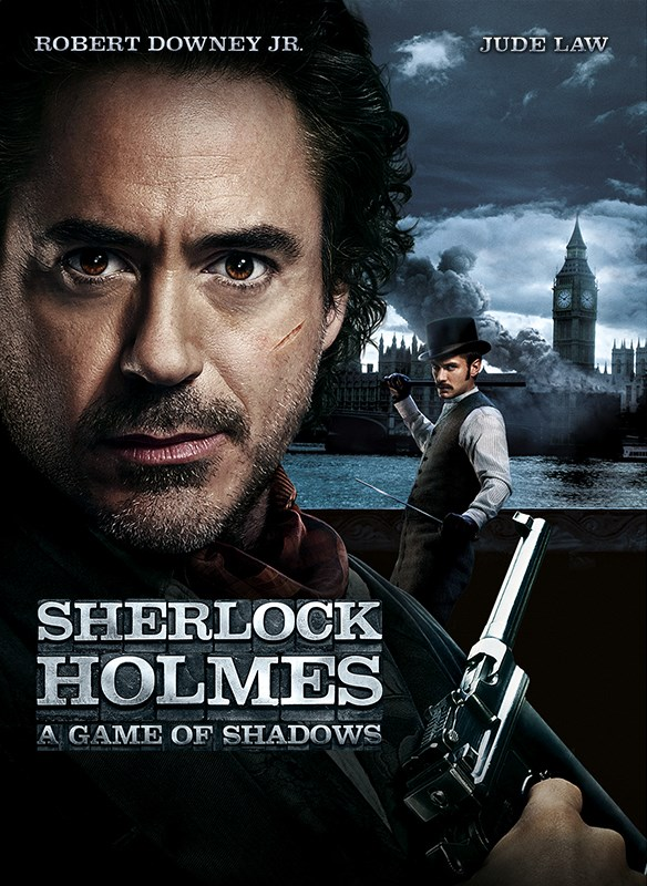 Sherlock Holmes 2: Skyggespillet (Subtitled)