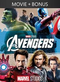 Marvel's The Avengers (Movie + Bonus)