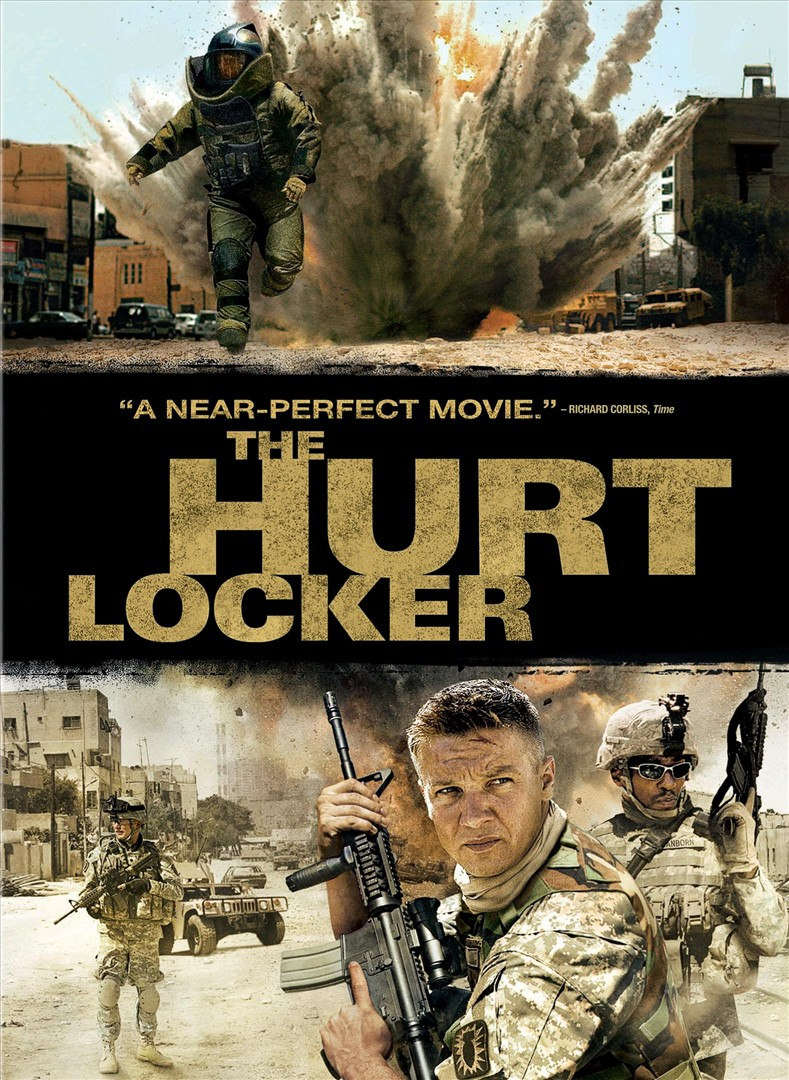 the hurt locker leadership Hurt locker: 4 military leadership lessons from the leadership lessons from.