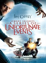 lemony snicket series of unfortunate events full movie free
