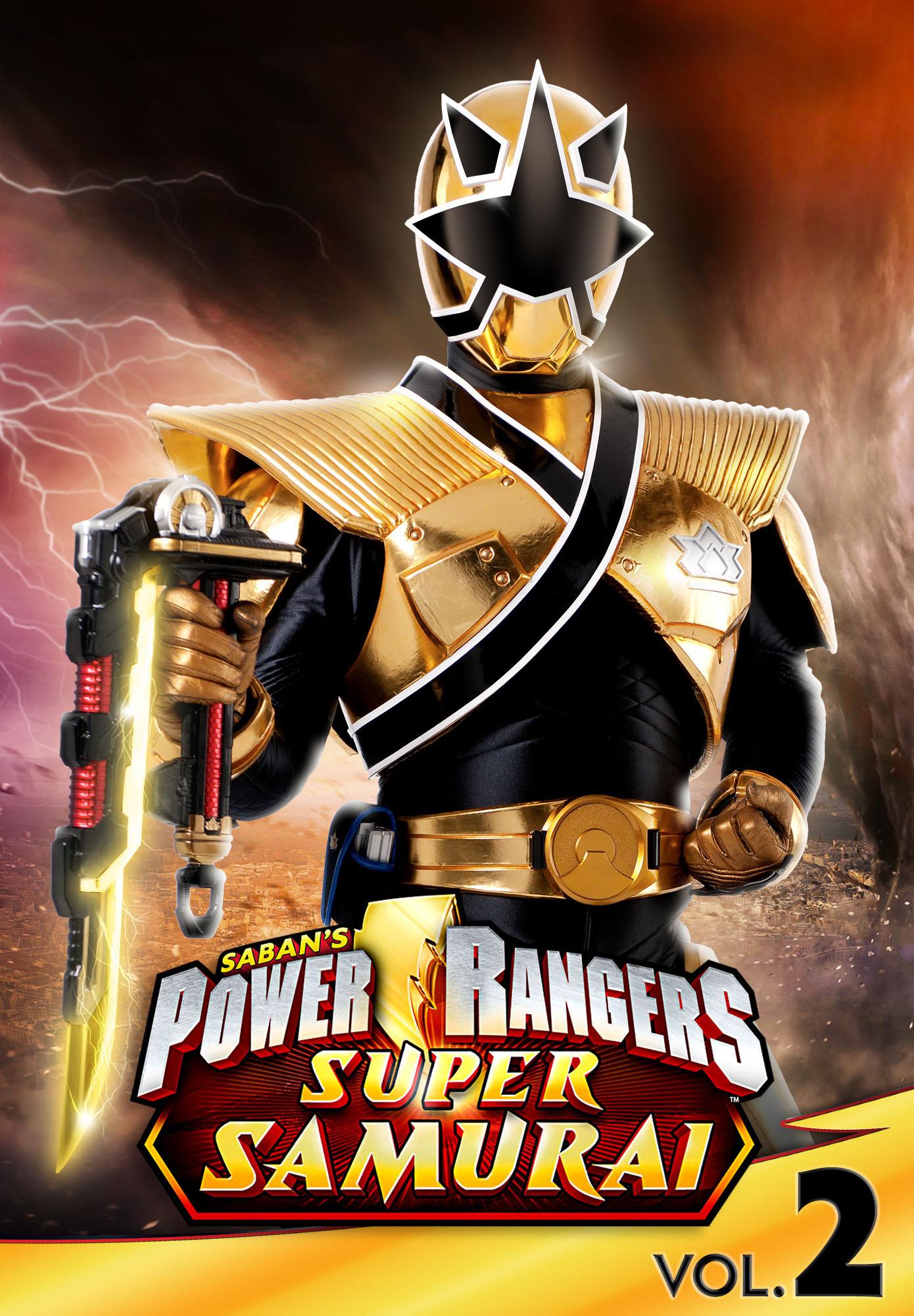 Power Rangers: Super Samurai - Volume 2 - Super Showdown