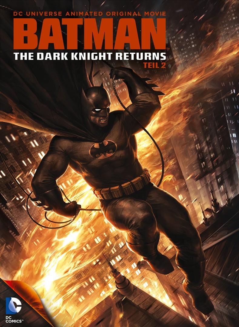 Batman: The Dark Knight Returns, Teil 2