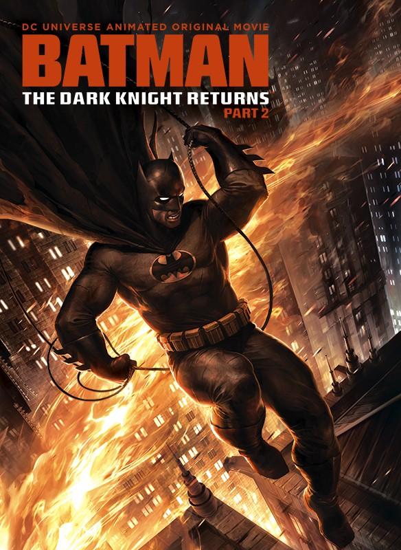 Batman: The Dark Knight Returns - Part 2
