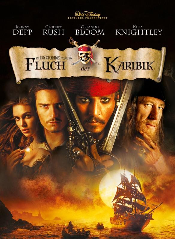Pirates of the Caribbean - Fluch der Karibik