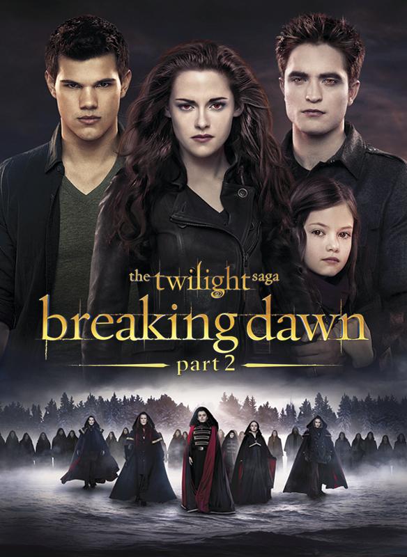 The Twilight Saga: Breaking Dawn - Part 2 (Subtitled)