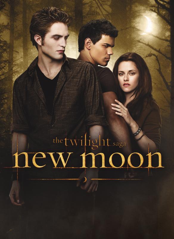 The Twilight Saga: New Moon (Subtitled)