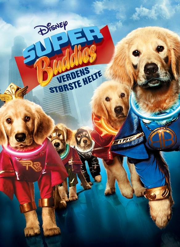Super Buddies – Verdens største helte