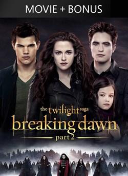 The Twilight Saga: Breaking Dawn Part 2 (Plus Bonus Features)