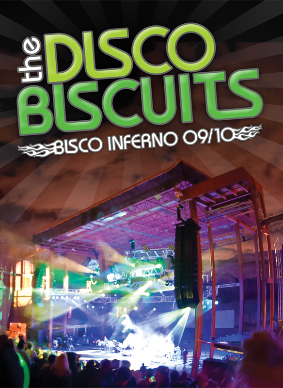 The Disco Biscuits: Bisco Inferno '09