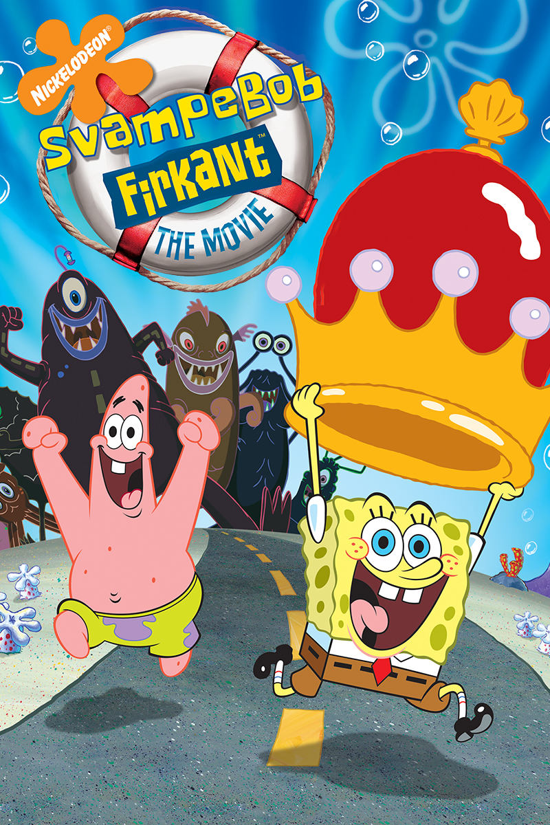 SVAMPEBOB FIRKANT THE MOVIE