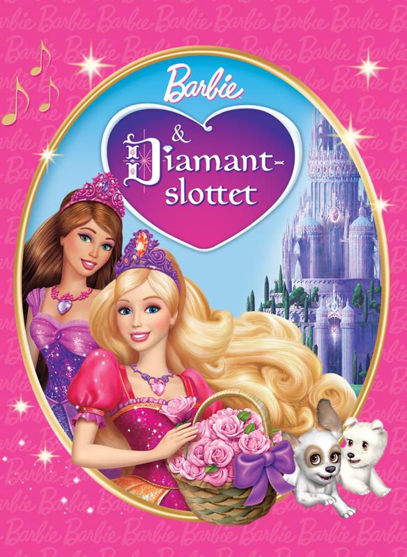 Barbie & Diamant-slottet