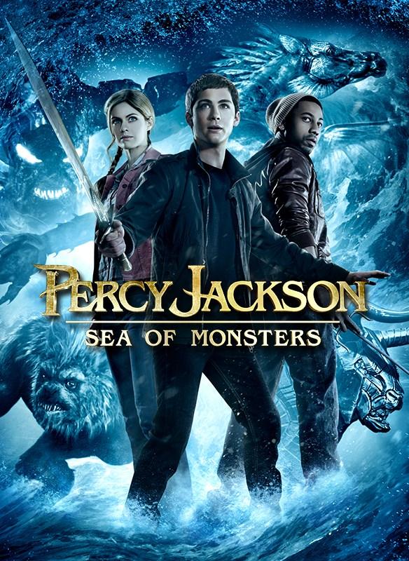 Percy Jackson & Uhyrernes Hav