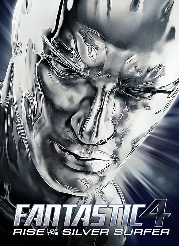 Fantastic Four Rise of the Silver Surfer 2007 Movie Free