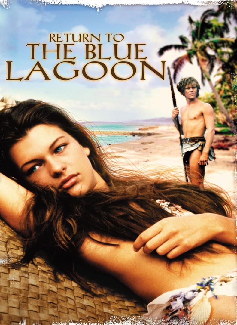 Tilbage Til Den Blå Lagune