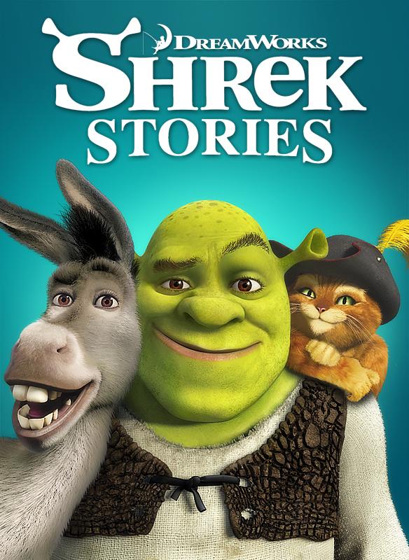 Dreamworks Shrek Stories