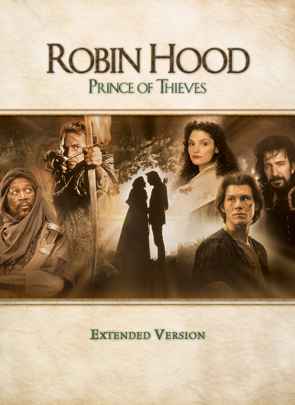 Robin Hood - Prince of Thieves (Extended Version)