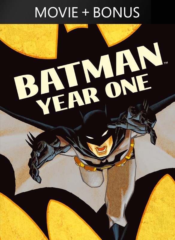 Batman: Year One (plus Bonus Features!)