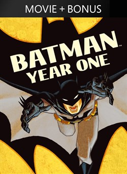 Batman: Year One (plus Bonus Features!)