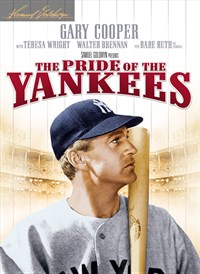 Pride of the Yankees is one of the best baseball movie ever made