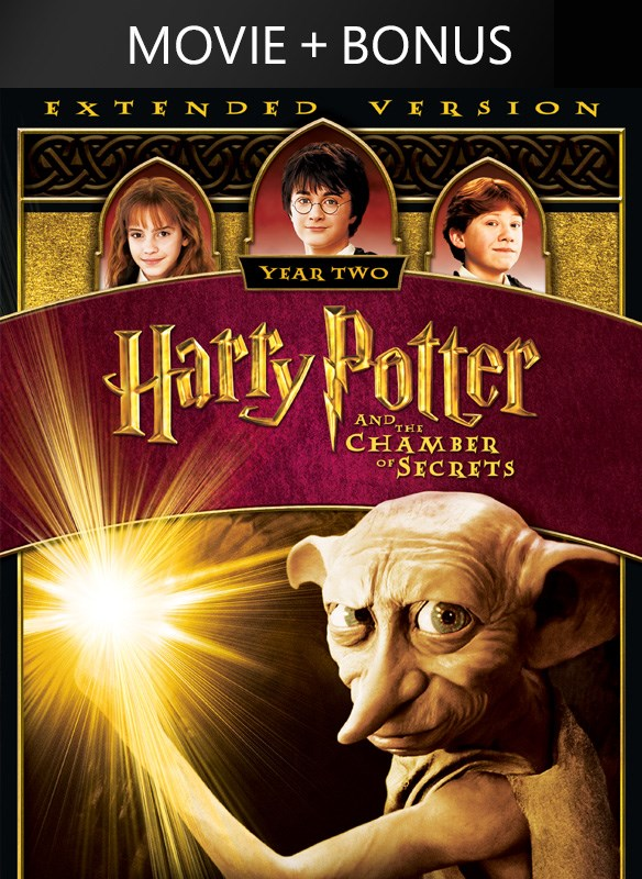 Harry Potter and the Chamber of Secrets: Extended Version (plus Bonus Features!)