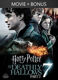 Harry Potter and the Deathly Hallows: Part 2 (plus Bonus Features!)