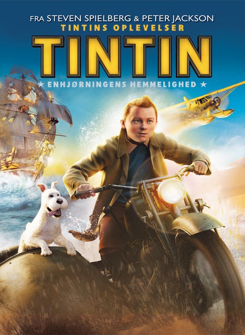 Tintins Oplevelser: Enhjorningens Hemmelighed