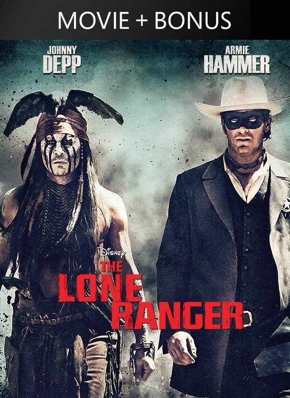 The Lone Ranger (2013) (+ Bonus)