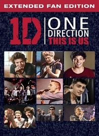 One Direction: This Is Us (Extended)