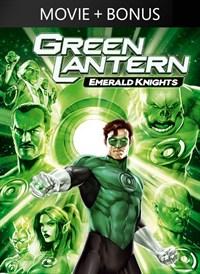 Green Lantern: Emerald Knights (plus bonus features!)