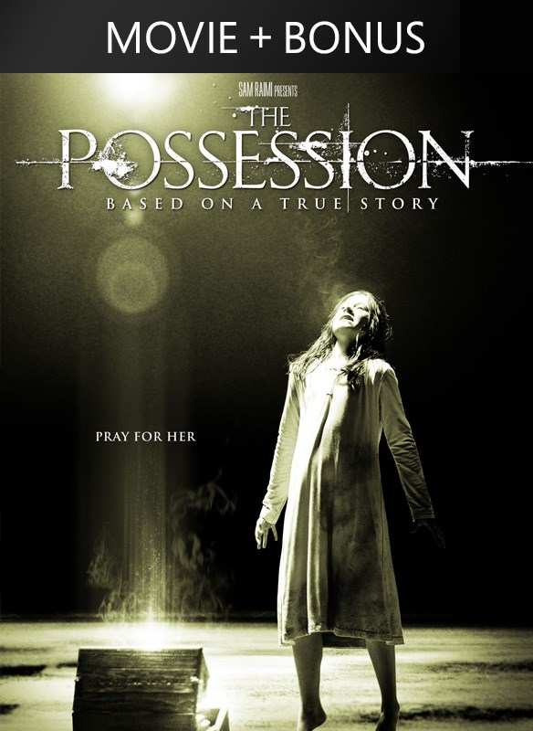 The Possession (2012)(Plus Bonus Material)