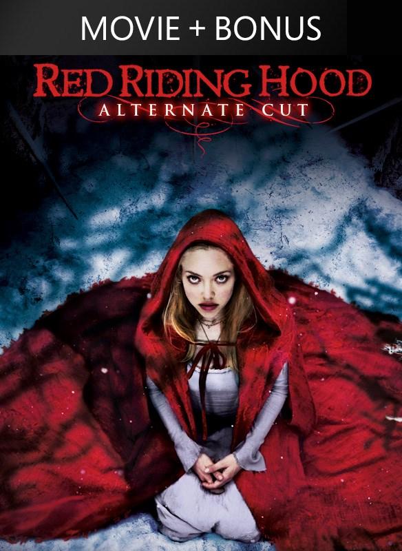 Red Riding Hood (Alternate Ending - plus bonus features!)